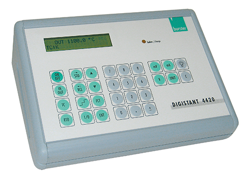universal kalibrator digistant feldeinsatz 4420 burster universal calibrator to use in the field