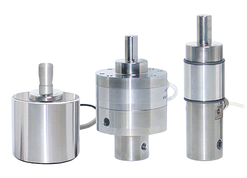pressen kraftsensor für handbetriebene und automatische pressen 8552 8451 überlastschutz anbauteile geringe bauhöhe burster presses load cell hand and automatic operated presses low installation height overload protection attachment parts