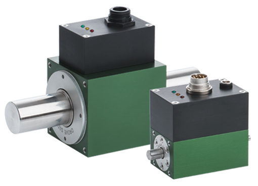 präzision drehmomentsensor rotierend berührungslos drehwinkel drehzahl messung 8661 burster precision torque sensor non contact transmission rotating application measurement of angle and speed